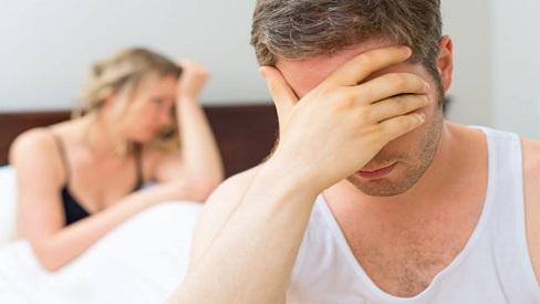 5 căn bệnh khiến nam giới gặp phải tình trạng rối loạn cương dương
