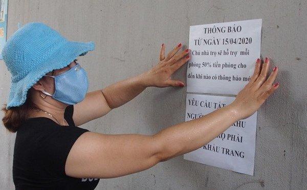 Cô giáo Hải Phòng viết đơn xin đi chống dịch Covid-19