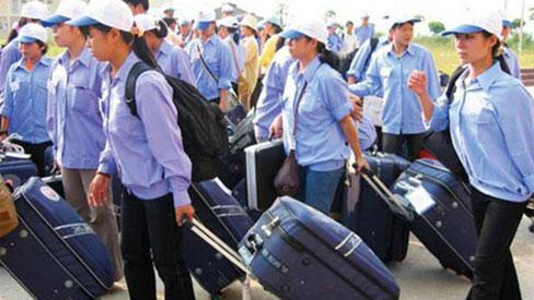 Dừng xuất cảnh đưa lao động đi làm việc ở nước ngoài đến hết tháng 4