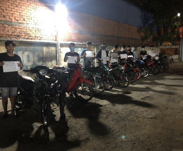 Tây Ninh: Vây bắt 20