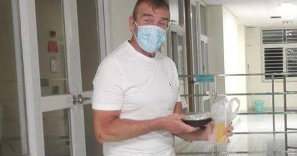 Bệnh nhân mắc Covid-19 thứ 57 sẽ xuất viện vào chiều nay