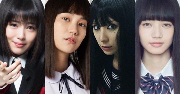 """Giật mình trước điểm chung của 4 """"mỹ nhân chết chóc"""" trên màn ảnh châu Á: Mặt ngây thơ vô số tội + để tóc mái bằng!"""