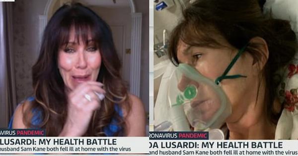 Siêu mẫu nổi tiếng kể lại quá trình phải thở oxy, cận kề cái chết vì nhiễm Covid-19