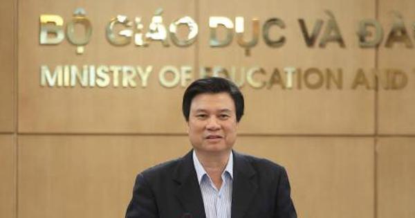 Bộ GDĐT: Vẫn thi THPT quốc gia nếu học sinh đi học trở lại trước ngày 15/6