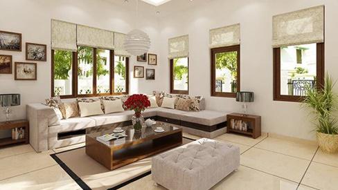 Những nguyên tắc bố trí phòng khách đúng chuẩn, nhà nào làm sai phải sửa ngay