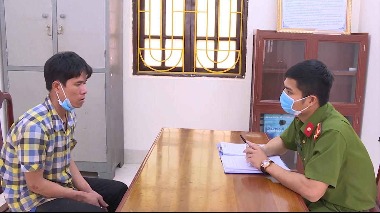 Bắc Ninh: Chống đối tại chốt kiểm dịch Covid-19, 2 đối tượng bị khởi tố