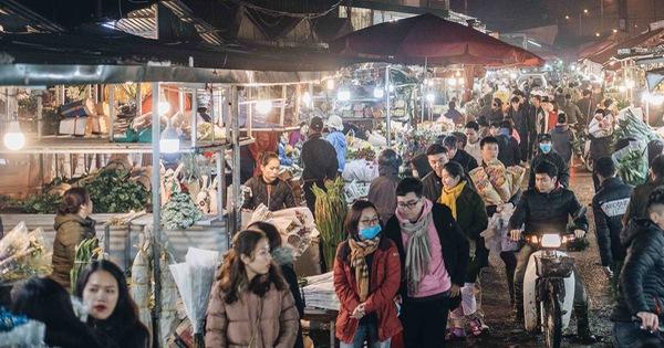 Bộ Y tế phát thông báo khẩn 13, tìm người từng đến chợ hoa Mê Linh liên quan bệnh nhân 243