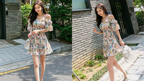 5 mẫu váy xinh xắn cực đáng sắm trong mùa hè này
