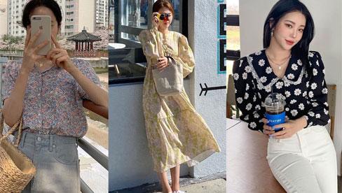 13 minh chứng cho thấy váy áo hoa năm nay quá xinh xẻo, không diện