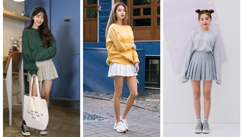 """Diện váy ngắn thì nên kết hợp với giày gì để vừa xinh xắn lại vừa """"xịn sò"""" ?"""