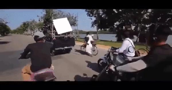 Lộ clip