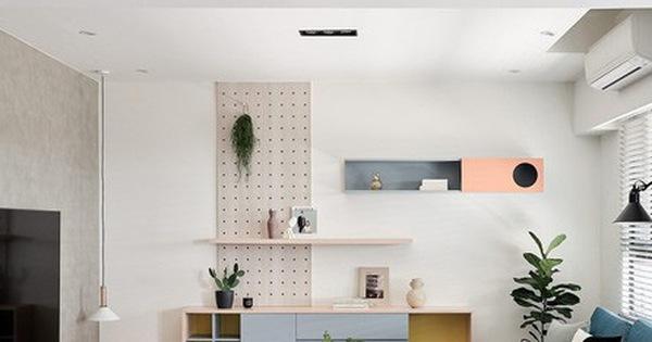 Mê mẩn thiết kế hiện đại của căn hộ 132m2