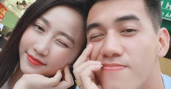 Vừa mới công khai hẹn hò chưa lâu, Tiến Linh và Hồng Loan đã