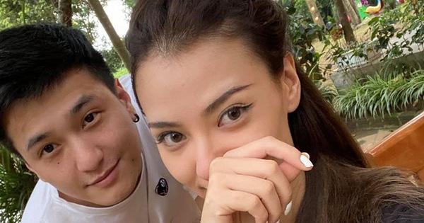 Hậu xác nhận tìm hiểu, Hồng Quế công khai đăng ảnh đôi, lại còn chăm thả thính Huỳnh Anh cực ngọt thế này nữa!