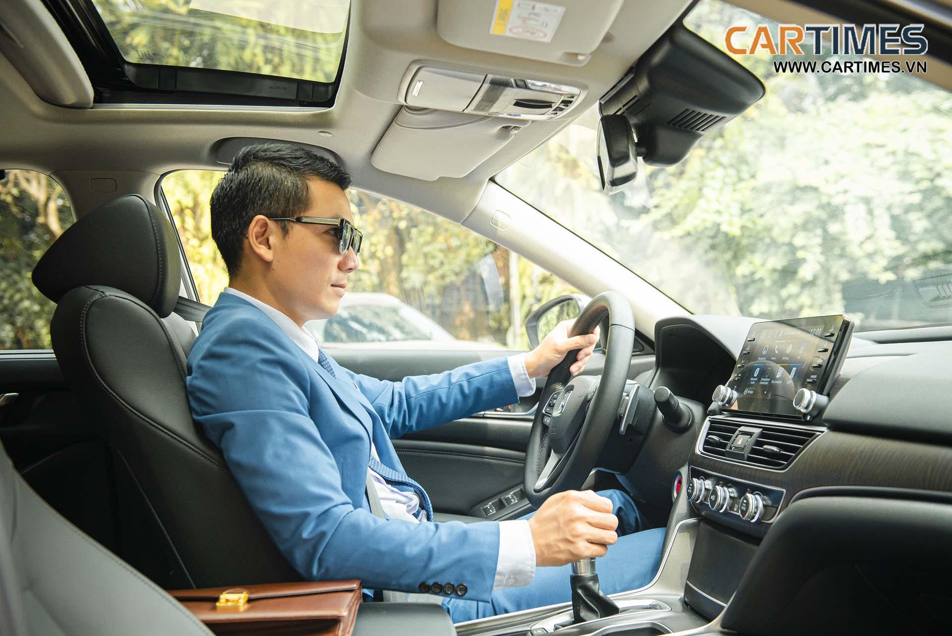 Honda Accord – Khi người trẻ đi xe sang                                            -12