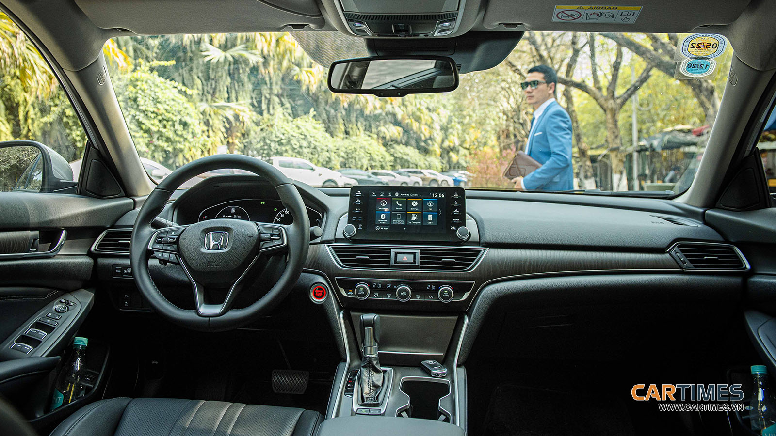Honda Accord – Khi người trẻ đi xe sang                                            -7