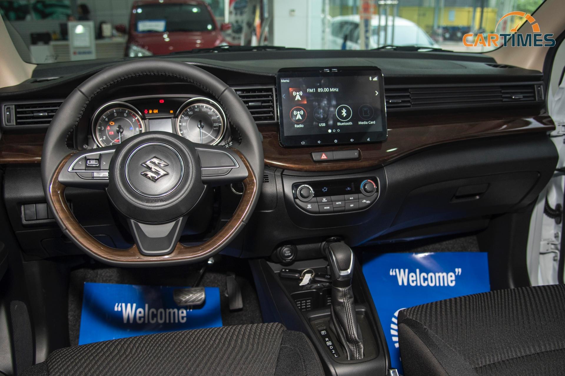 Xe đa dụng Suzuki Ertiga 2020 cập bến đại lý, thêm trang bị, giá tăng nhẹ                                            -4