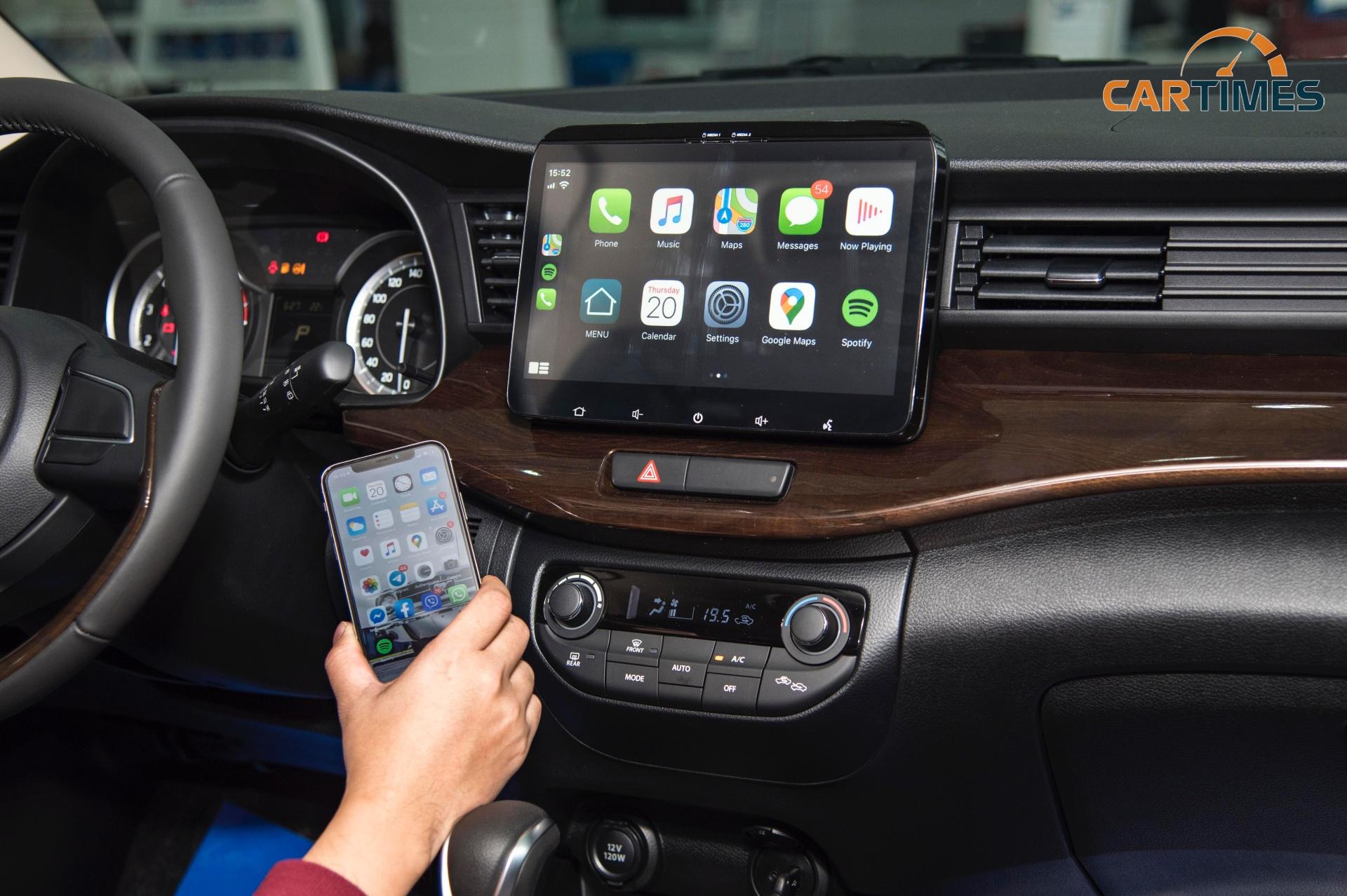 Xe đa dụng Suzuki Ertiga 2020 cập bến đại lý, thêm trang bị, giá tăng nhẹ                                            -6