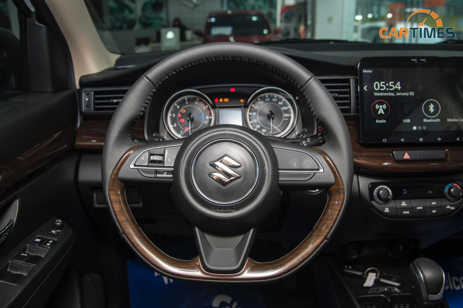 Xe đa dụng Suzuki Ertiga 2020 cập bến đại lý, thêm trang bị, giá tăng nhẹ                                            -8
