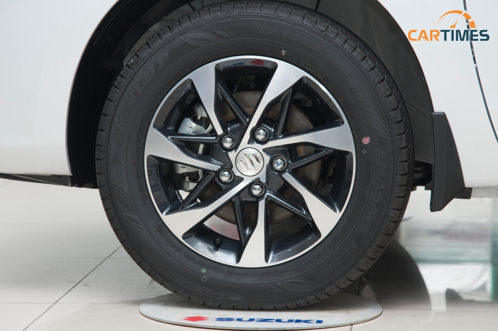 Xe đa dụng Suzuki Ertiga 2020 cập bến đại lý, thêm trang bị, giá tăng nhẹ                                            -10