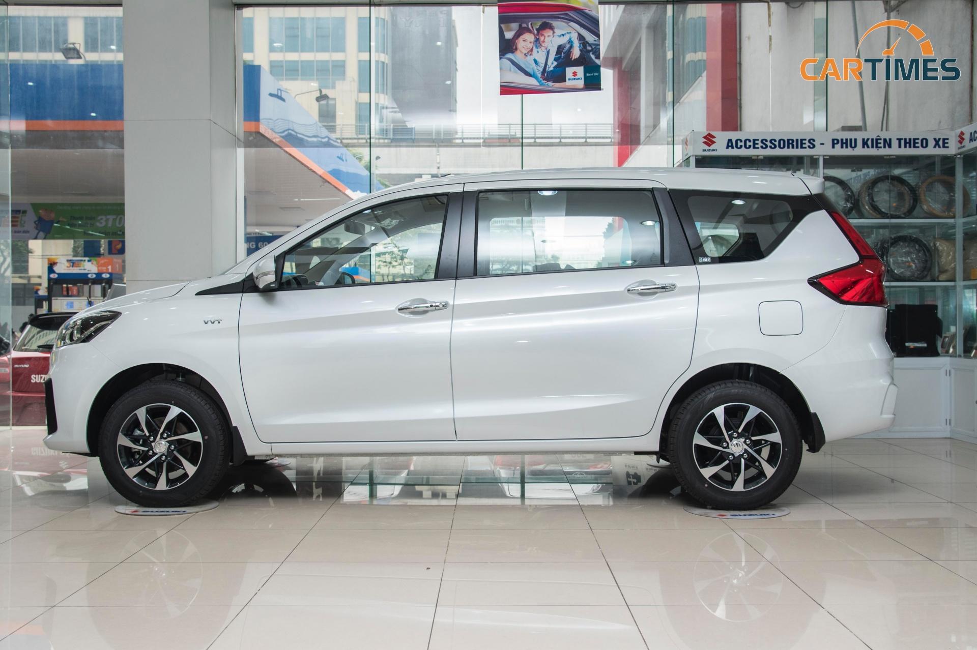Xe đa dụng Suzuki Ertiga 2020 cập bến đại lý, thêm trang bị, giá tăng nhẹ                                            -2