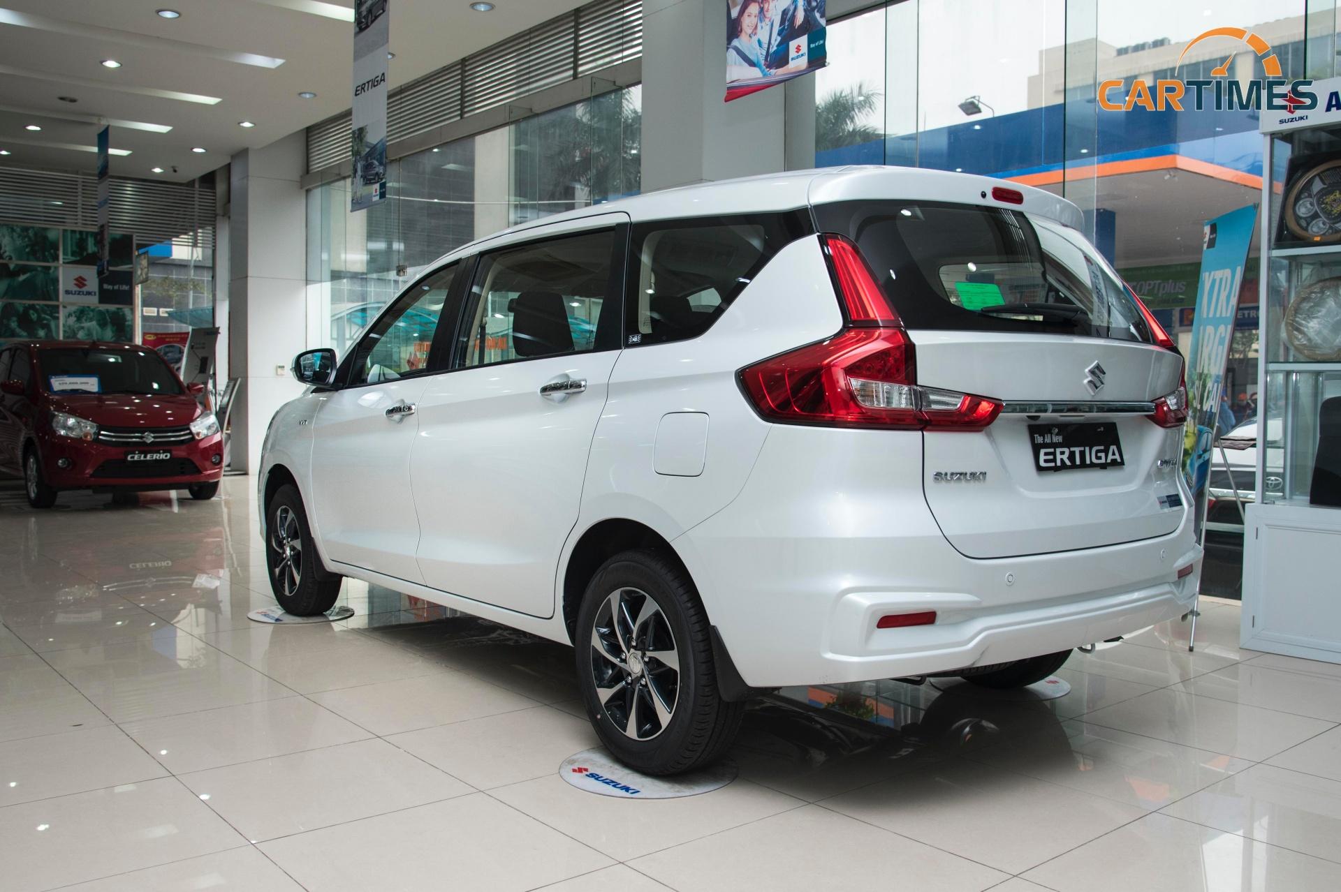 Xe đa dụng Suzuki Ertiga 2020 cập bến đại lý, thêm trang bị, giá tăng nhẹ                                            -3