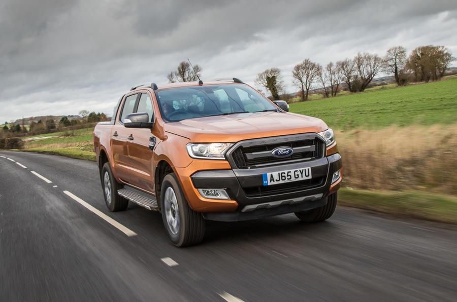 6 mẫu xe bán tải tốt nhất năm 2020                                            -2