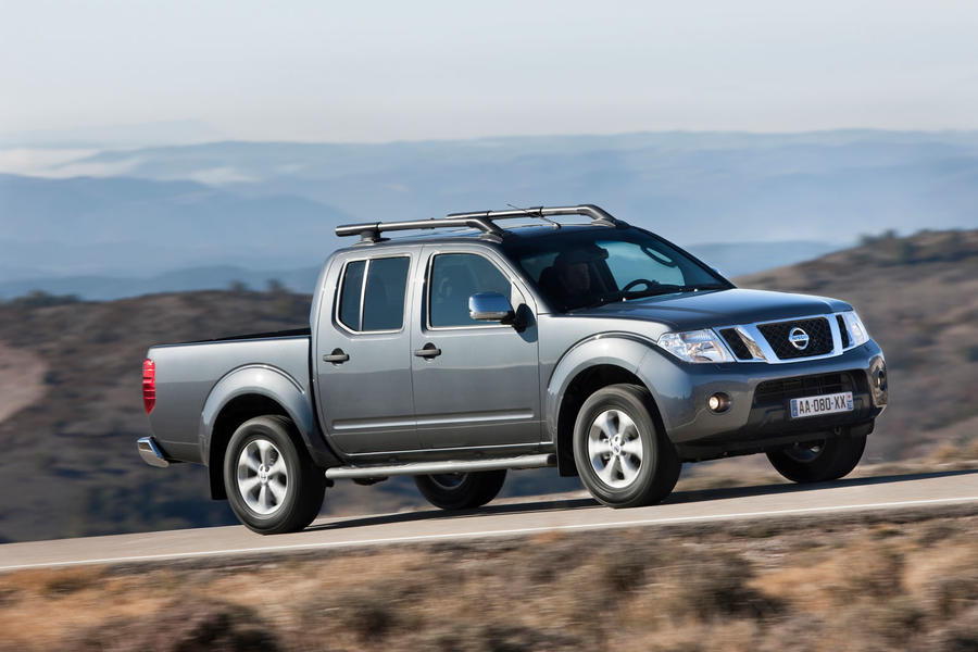 6 mẫu xe bán tải tốt nhất năm 2020                                            -4