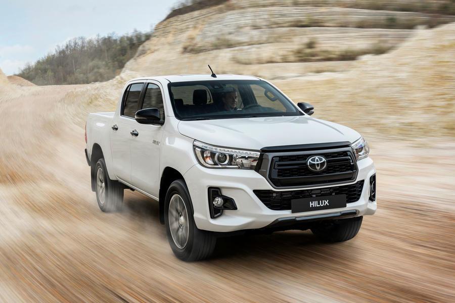 6 mẫu xe bán tải tốt nhất năm 2020                                            -1