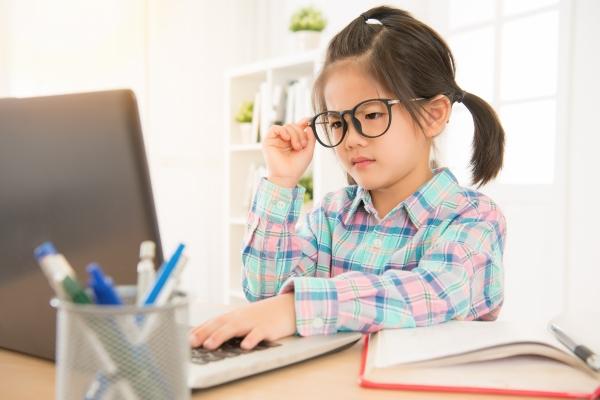 Chăm sóc mắt trong kỳ học online
