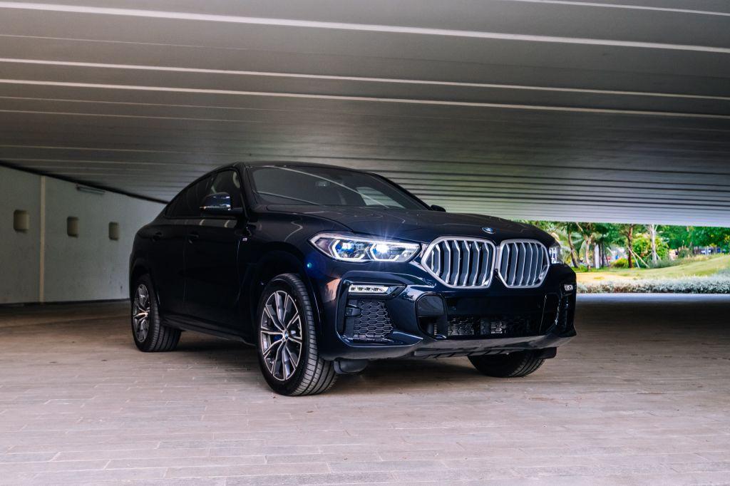 BMW X6 2020 có mặt tại thị trường Việt Nam, chỉ có 1 phiên bản duy nhất