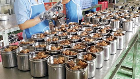 7 yêu cầu về an toàn thực phẩm trong phòng chống dịch COVID - 19 tại bếp ăn cơ sở giáo dục