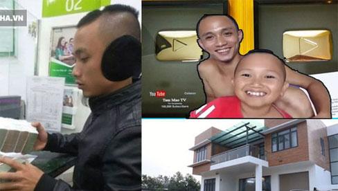 Anh em Tam Mao nói về thu nhập và căn biệt thự gây xôn xao
