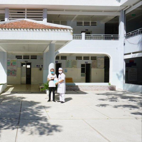 Bệnh nhân mắc Covid-19 ở bệnh viện Phổi Đồng Nai được công bố khỏi bệnh