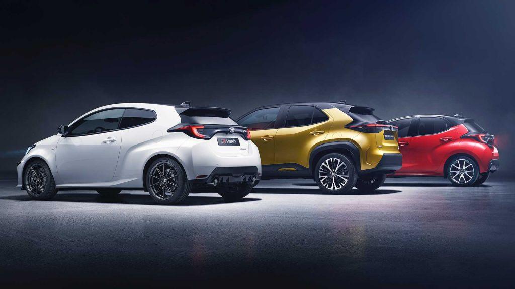 Toyota Yaris Cross 2021 chính thức ra mắt với dẫn động 4 bánh toàn thời gian                                            -5