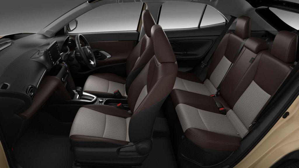 Toyota Yaris Cross 2021 chính thức ra mắt với dẫn động 4 bánh toàn thời gian                                            -4