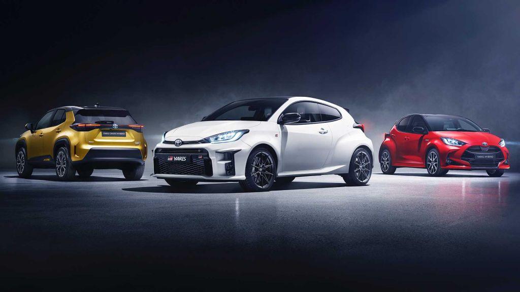 Toyota Yaris Cross 2021 chính thức ra mắt với dẫn động 4 bánh toàn thời gian