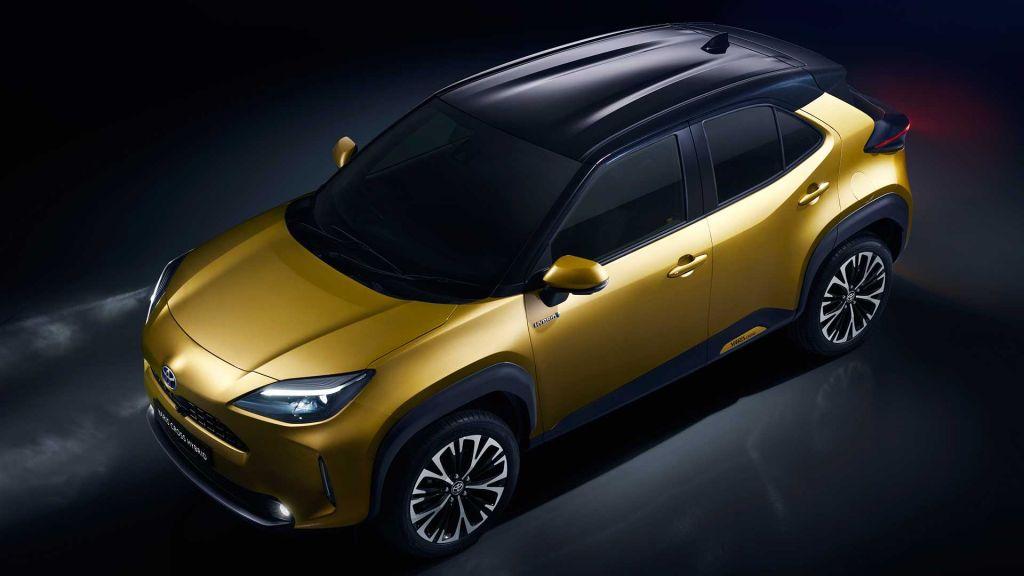 Toyota Yaris Cross 2021 chính thức ra mắt với dẫn động 4 bánh toàn thời gian                                            -1