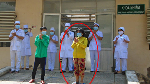 Nữ giúp việc cho bệnh nhân 34 dương tính trở lại sau 14 ngày được công bố khỏi bệnh tại Bình Thuận