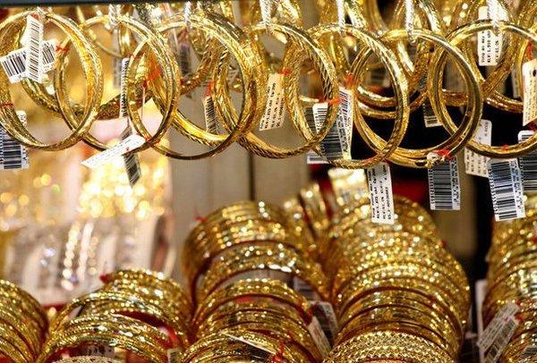 Giá vàng hôm nay 25/4: Vàng SJC đi lên, vàng 9999 không nhúc nhích