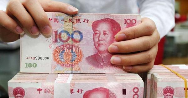 Trung Quốc tiếp tục bơm thêm 7,9 tỷ USD vào hệ thống ngân hàng