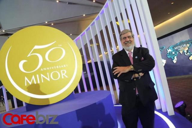 Ông trùm 70 tuổi điều hành chuỗi 500 khách sạn trên toàn thế giới: Covid-19 là thứ tồi tệ nhất tôi từng chứng kiến trong đời!                         -1