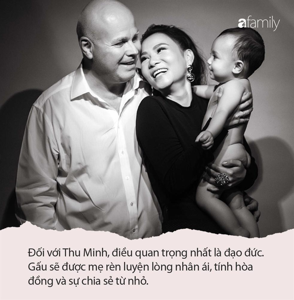 Con trai Thu Minh: Tiểu thiếu gia chưa lọt lòng đã có tài sản gần trăm tỷ, được mẹ nuôi dạy theo phương pháp hiện đại như này-4