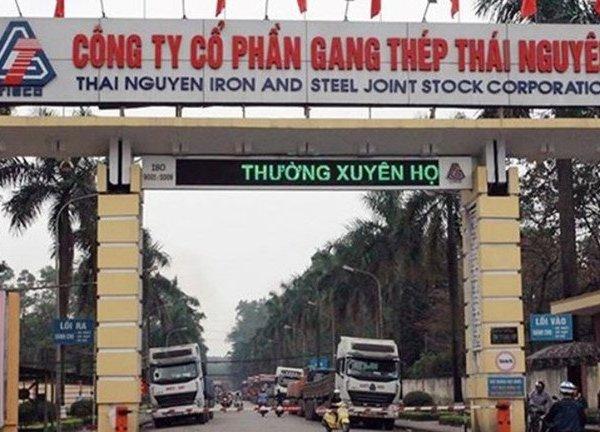 Gang thép Thái Nguyên có nguy cơ phá sản