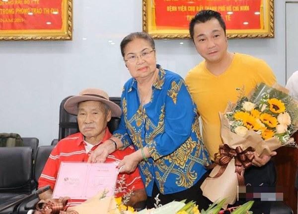 Lý Hùng: Tôi từng khốn khổ vì bị hiểu lầm đã có con với Diễm Hương-1