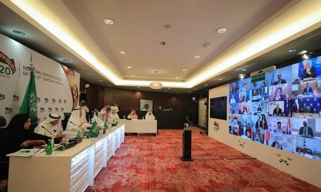 G20 hủy Hội nghị thượng đỉnh vào phút chót do tranh cãi Mỹ-Trung về WHO                         -1
