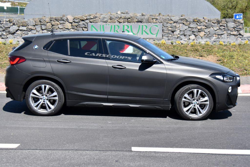BMW X2 2021 nâng cấp sẽ sở hữu lưới tản nhiệt mới?                                            -1