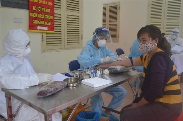Việt Nam không ghi nhận ca nhiễm COVID-19 trong cộng đồng kể từ 16/4-1