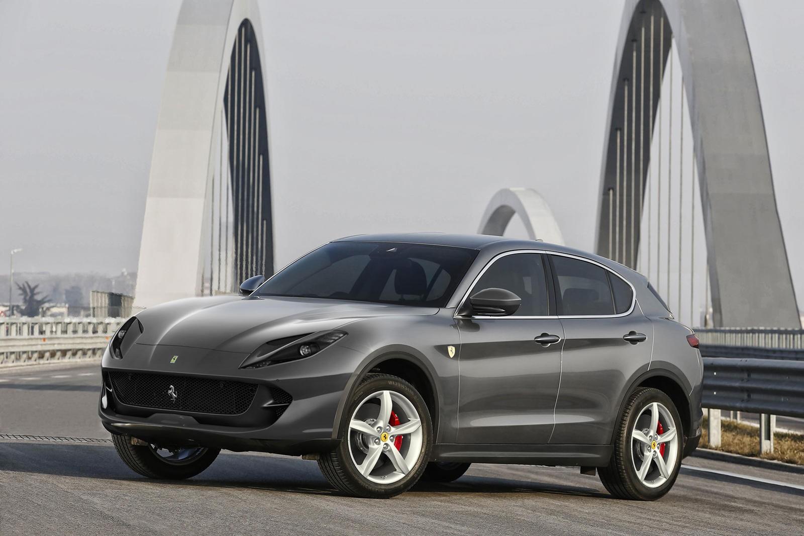 Siêu SUV Ferrari Purosangue hé lộ thông số đấu Lamborghini Urus