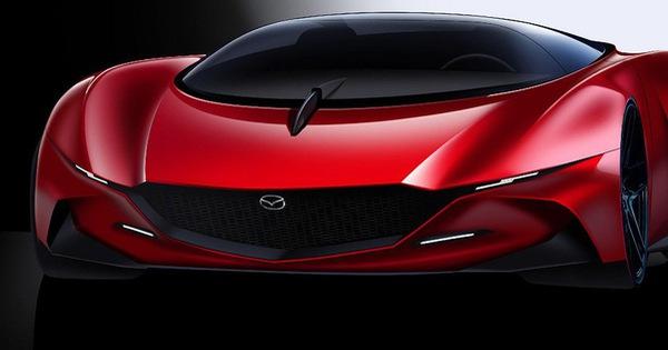 Đây là Mazda9 - Đỉnh cao mới của Mazda, đẹp như Ferrari